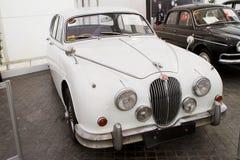 Jaguar Mark II, Vintage cars Stock Image