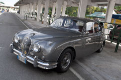 Jaguar Mark Two Immagine Stock