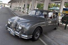 Jaguar Mark Two Fotografering för Bildbyråer