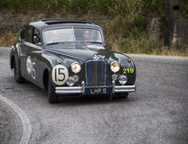 JAGUAR Mark VII 1951 Royalty Free Stock Photo