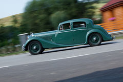 Jaguar MK IV Saloon Royalty Free Stock Photography