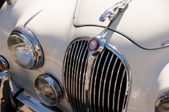 Jaguar MK2s details Stock Photos