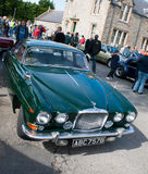 Jaguar MK10 Royalty Free Stock Photo
