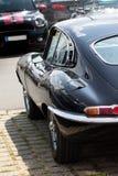 Jaguar - Old timer Stock Images