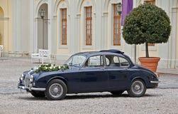 Jaguar_oldtimer_2 Imagens de Stock Royalty Free