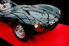 Jaguar OVC D tipo 501 - 1954 Immagini Stock