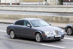 Jaguar S-Type Stock Photo
