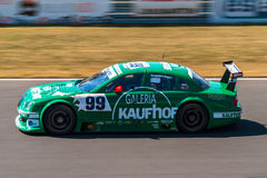 Jaguar S-Type race car Royalty Free Stock Photography