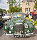 Jaguar saloon Royalty Free Stock Image