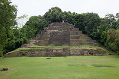 Jaguar Temple Mounds Stock Photo