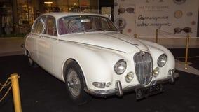 Jaguar typ Zdjęcia Stock