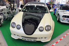 Jaguar X-type  Stock Image