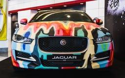 Jaguar XE Royalty-vrije Stock Foto