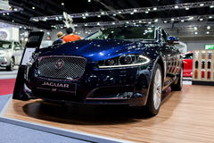 Jaguar XF Royalty Free Stock Photo