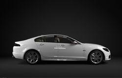 Jaguar XFR Obrazy Royalty Free