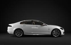 Jaguar XFR Images libres de droits