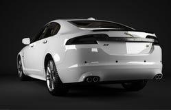 Jaguar XFR Arkivbild