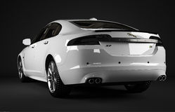 Jaguar XFR Stock Photography