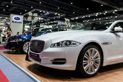 Jaguar XJ Obraz Royalty Free