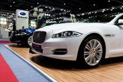 Jaguar XJ Arkivfoto