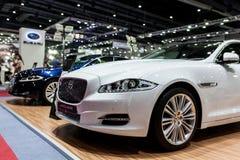 Jaguar XJ Imagens de Stock