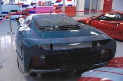 Jaguar XJ220 photo libre de droits