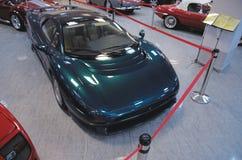 Jaguar XJ220 photos stock