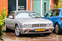 Jaguar XJ Fotos de archivo libres de regalías
