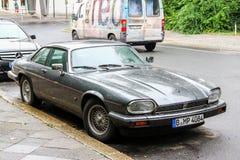 Jaguar XJ Royaltyfri Fotografi