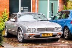Jaguar XJ Royalty Free Stock Photos