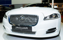 JAGUAR XJ. Stock Photos