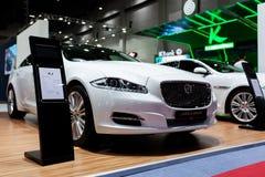 Jaguar xj Stock Images