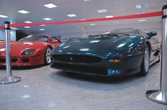 Jaguar XJ220 Stock Image