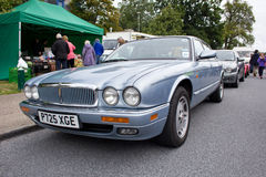 Jaguar XJ Sport Royalty Free Stock Image