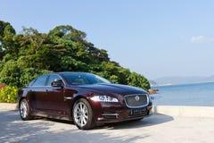 Jaguar XJL 2012 Stock Photos