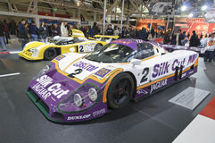 Jaguar XJR-9 LM 1988 Royalty Free Stock Image