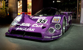 Jaguar XJR 12 Stock Photos