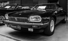 Jaguar XJS Royalty Free Stock Photos