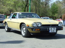 JAGUAR XJS CABRIO Royalty Free Stock Image