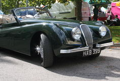 Jaguar XK 120 Stock Image