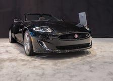 Jaguar 2014 XK Royaltyfri Foto
