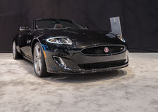 Jaguar 2014 XK photo libre de droits