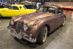 Jaguar XK 150 Stock Foto