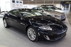 Jaguar XK 5.0 Royalty Free Stock Image