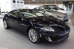Jaguar XK 5.0 Royalty-vrije Stock Afbeelding