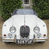 Jaguar XK 150 Royalty-vrije Stock Foto