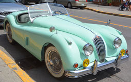 Jaguar XK120 Photos stock