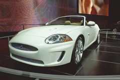 Jaguar XK Stock Photos