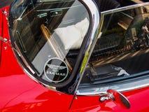 Jaguar XK-150 imagens de stock