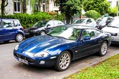 Jaguar XK Image libre de droits